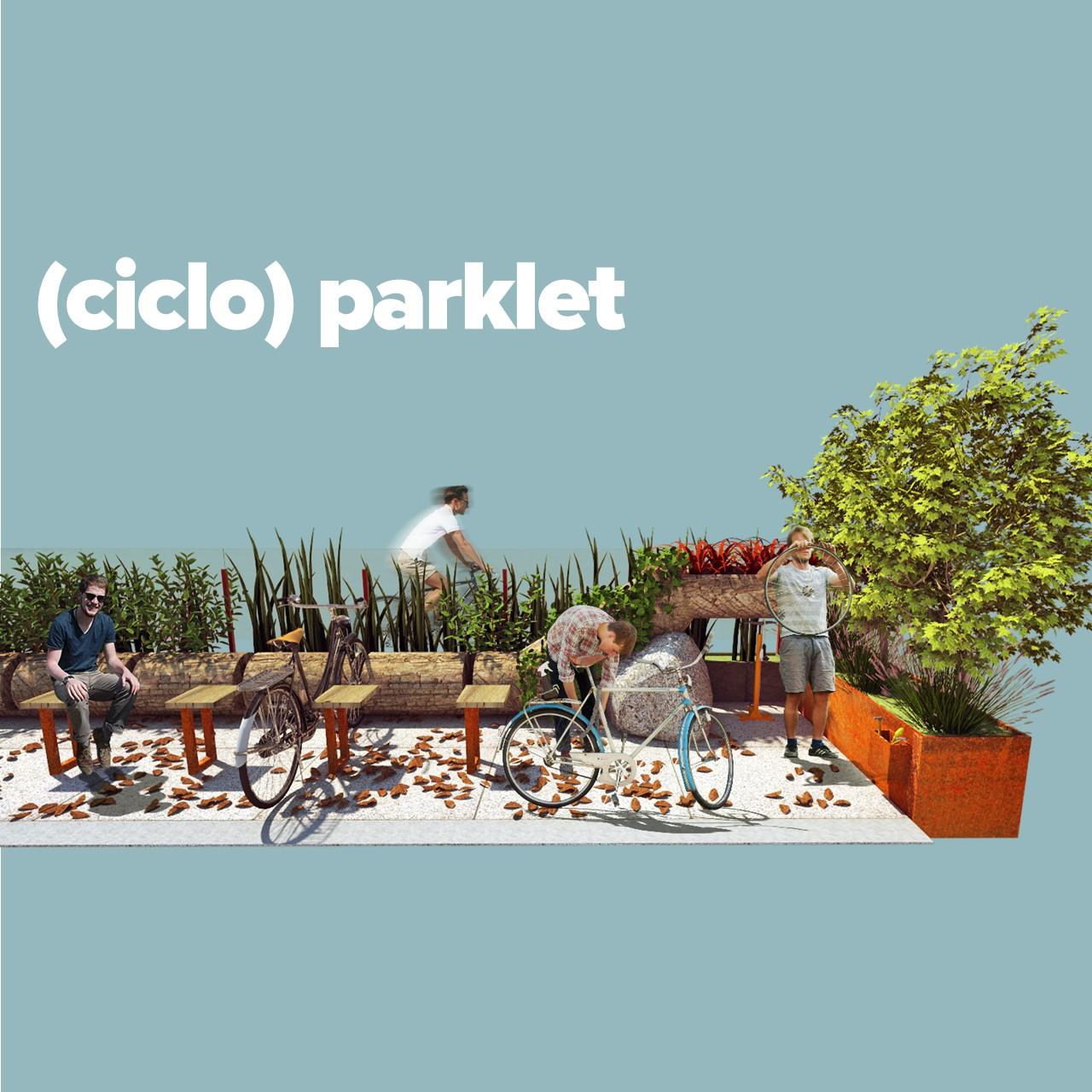 Ciclo Parklet