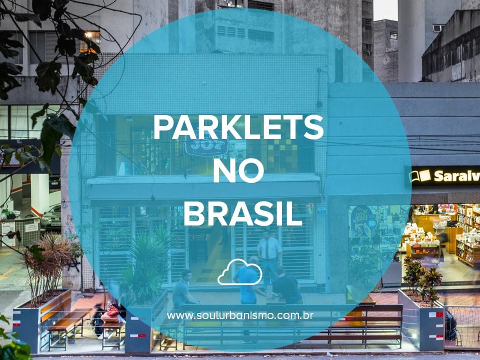 Parklets no Brasil