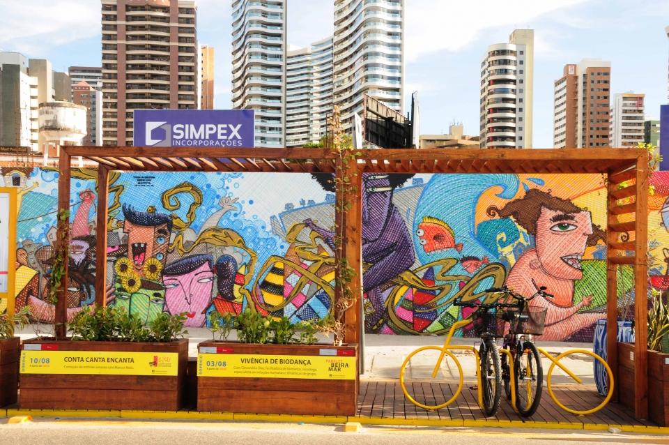 Parklet Fortaleza